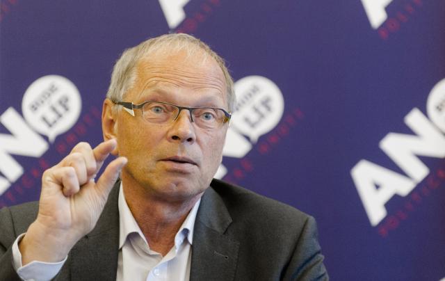 Bývalý ministr financí Ivan Pilný (ČTK)
