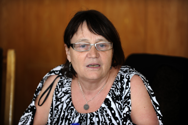 Ombudsmanka Anna Šabatová  (ČTK)