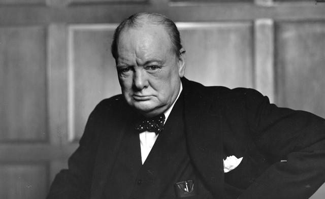 Winston Churchill  (F24)