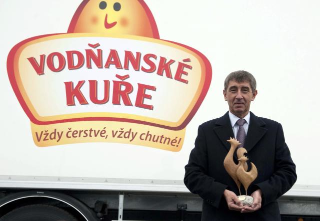 Podnikatel Andrej Babiš, předkladatel EET (ČTK)