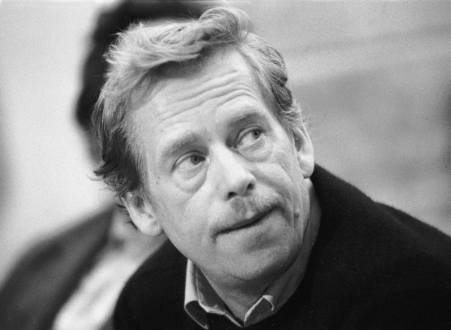 Václav Havel - proč se nevzdávat Havlova dědictví? (ČTK)