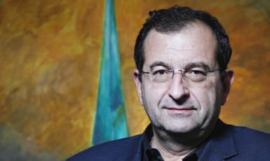 Profesor Cyril Höschl, končící ředitel Národního ústavu duševního zdraví (NÚDZ) (ČTK)