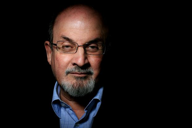 Spisovatel Salman Rushdie (The Times)
