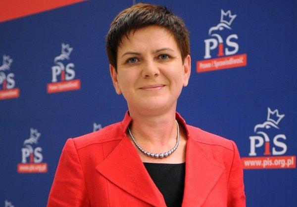 Beata Szydlová (wirtschaftsblatt.at)