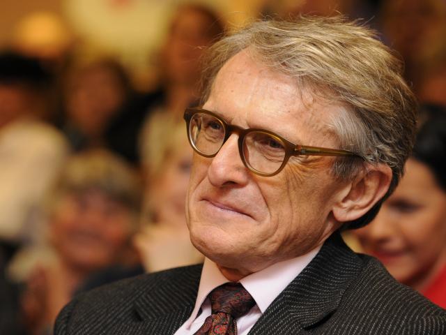Politolog a analytik Petr Robejšek (ČTK)