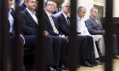 Soud s deseti pražskými radními v kauze Opencard (ČTK)
