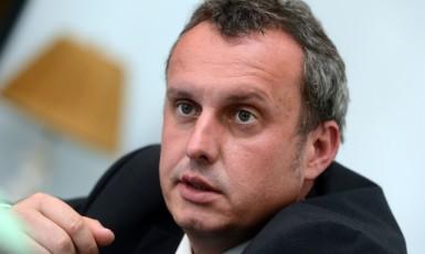 Tomáš Pojar, bývalý ředitel organizace Člověk v tísni a velvyslanec v Izraeli  (2010 - 2014) (ČTK)