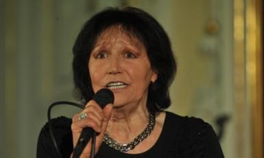 Zpěvačka Marta Kubišová (ČTK)
