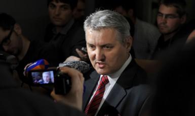Předseda Správní rady slovenského Ústavu paměti národa Ondrej Krajňák  (ČTK)