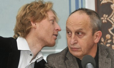 Karel Janeček je jeden z mála, komu Jan Kraus naslouchá. (ĆTK)