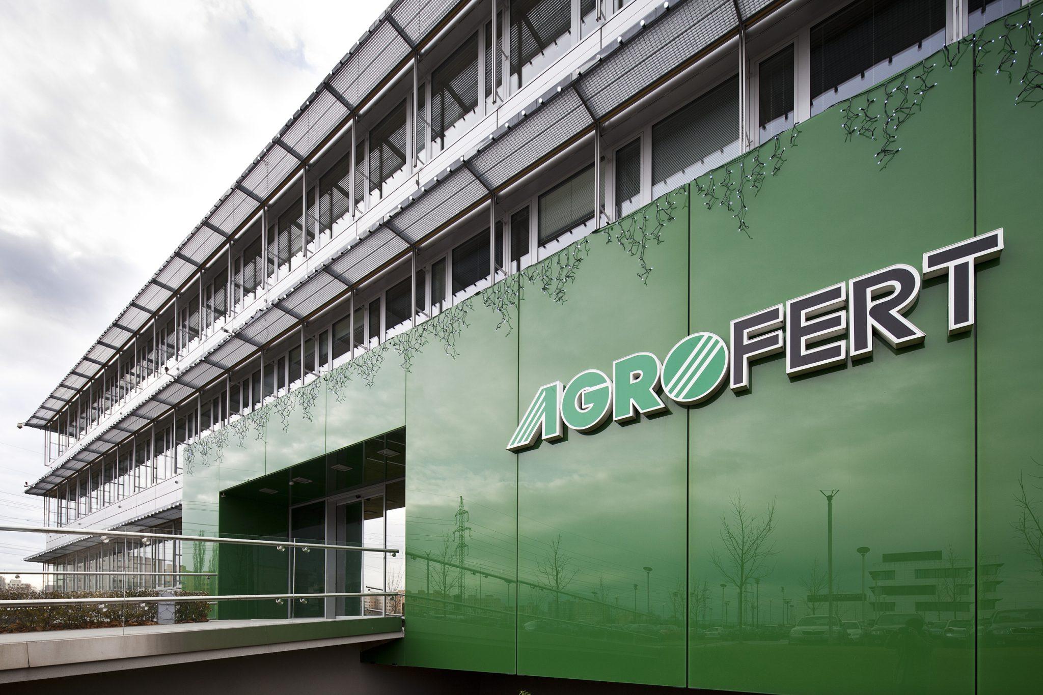 Budova holdingu Agrofert  (Česká televize)