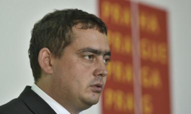 Poslanec Petr Dolínek  (ČTK)