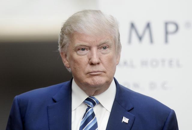Donald Trump  (ČTK)