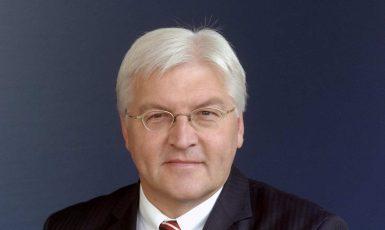 Německý prezident Frank-Walter Steinmeier (ČTK)