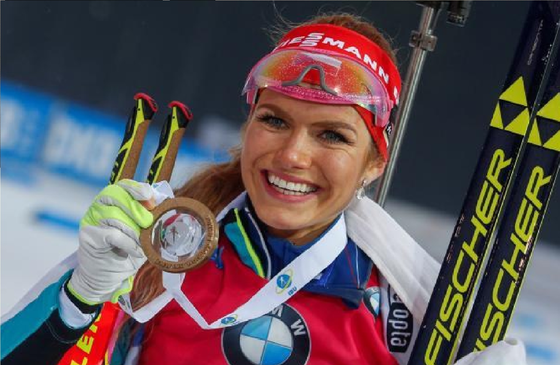 Gabriela Koukalová (ČT)