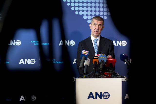 Předseda hnutí ANO Andrej Babiš (ČTK)