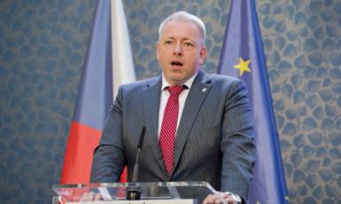 Ministra vnitra Milan Chovanec  (ČTK)