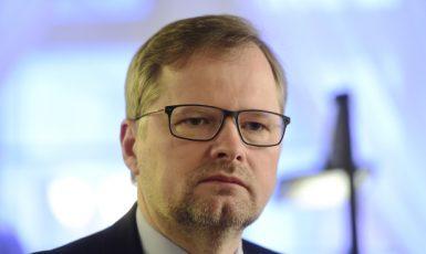 Předseda ODS Petr Fiala  (ČTK)