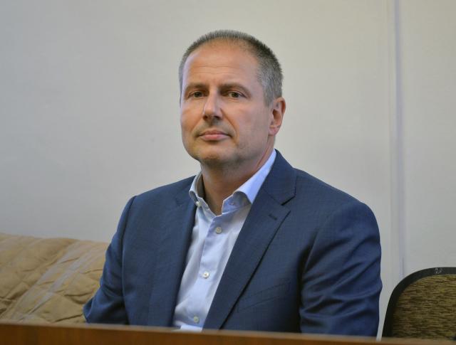Spolumajitel firmy Oleo Chemical Kamil Jirounek  (ČTK)