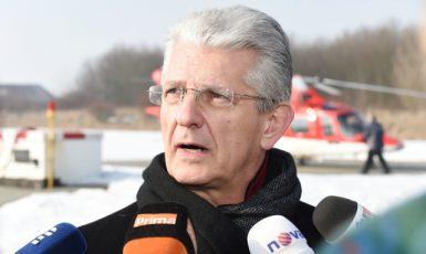 Olomoucký hejtman Oto Košta. (ČTK)
