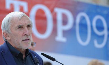Senátor Jiří Růžička (ČTK)