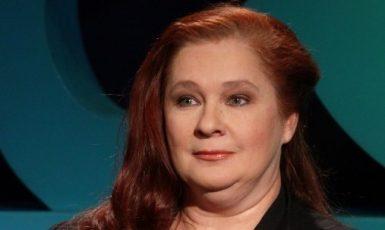 Herečka Eva Salzmannová  (ČTK)