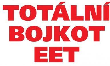 Na Facebooku se objevila výzva k Totálnímu bojkotu EET (Facebook.com)