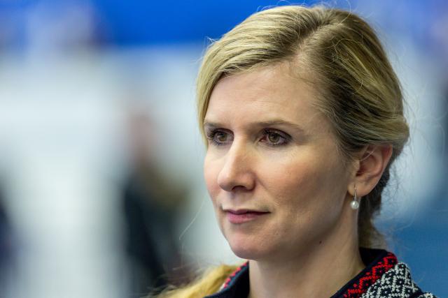 Poslankyně Kateřina Valachová (ČSSD)  (ČTK)