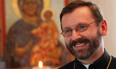 Arcibiskup Svjatoslav Ševčuk (youtube)