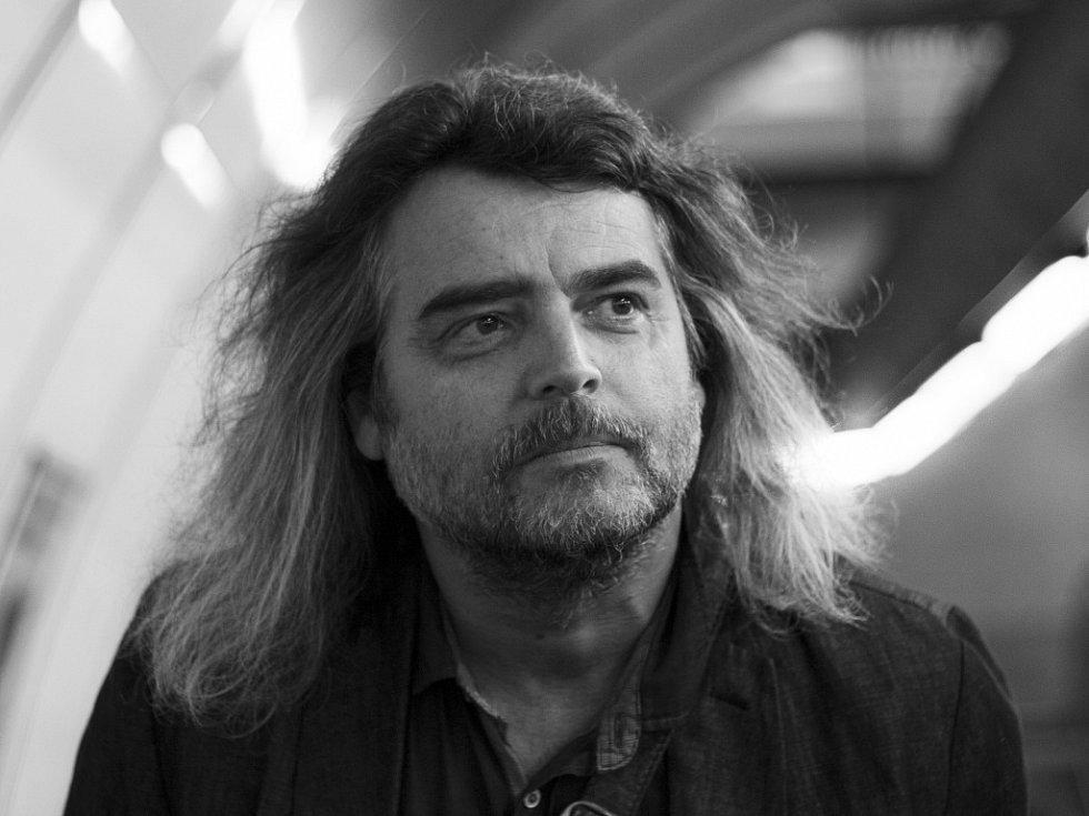 Ivo Hucl, živnostník, spisovatel a pořadatel kulturních akcí (archiv Iva Hucla)