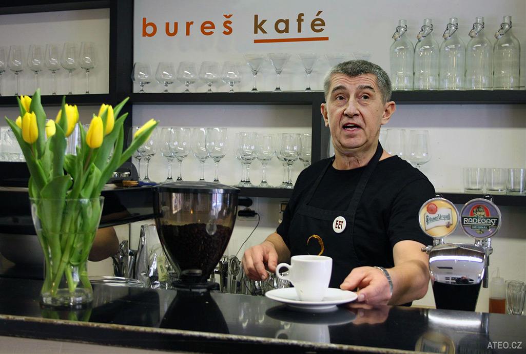 Pražská kavárna (ATEO)