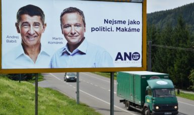 Andrej Babiš řekl, že jeho zaměstnanci jsou debilové. (ČTK)
