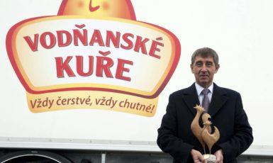 Reklama na Andreje Babiše (ČTK)