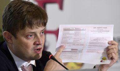 Ředitel Generálního finančního ředitelství Martin Janeček (ČTK)