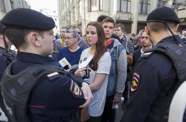ČTK/AP/Ivan Sekretarev