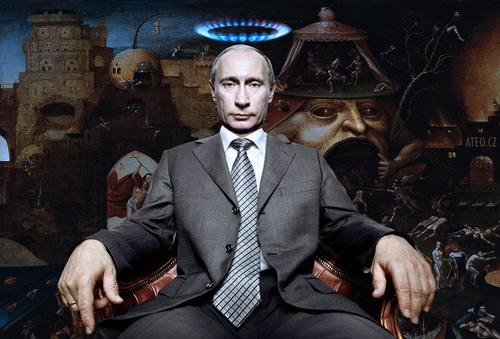V. V. Putin - stane se Rusko prezidentskou diktaturou? (aTeo)