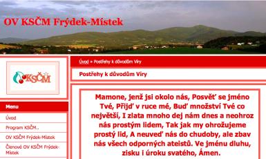 OV KSČM Frýdek-Místek
