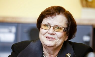 Ministryně spravedlnosti Marie Benešová (ČTK)