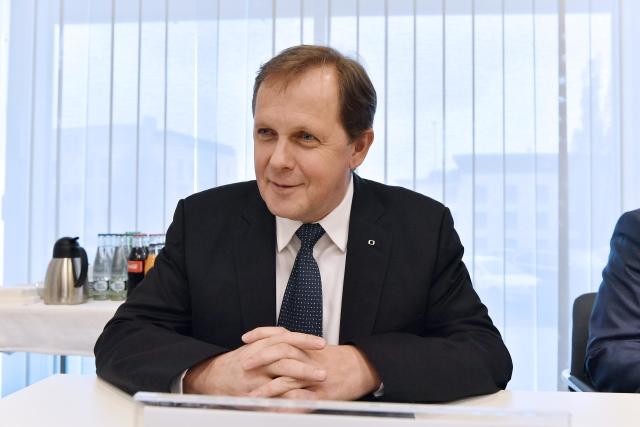 Generální ředitel České televize Petr Dvořák  (ČTK)