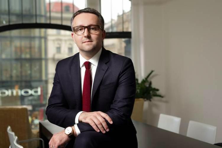 Podnikatel a sponzor hnutí ANO David Rusňák (Hynek Glos/DRFG)