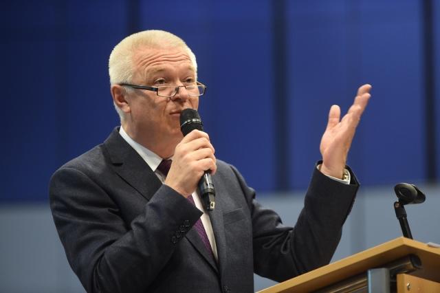 Šéf poslanců hnutí ANO Jaroslav Faltýnek (ČTK)