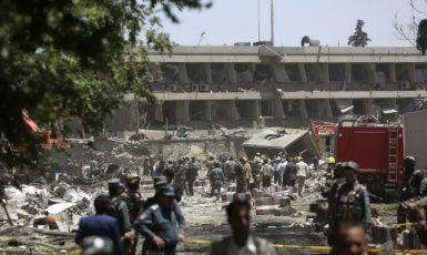 Útok v Kábulu (ČTK)