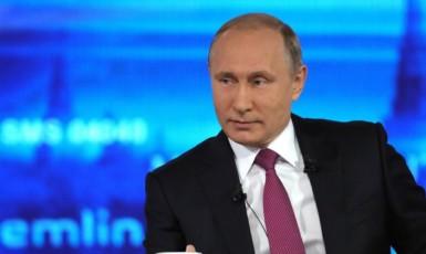 Vladimir Putin (Twitter)