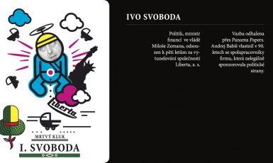 Babišův kamarád Ivo Svoboda (Twitter)