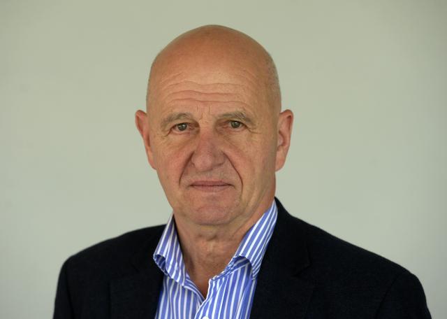 Spisovatel a novinář Ondřej Neff  (ČTK)
