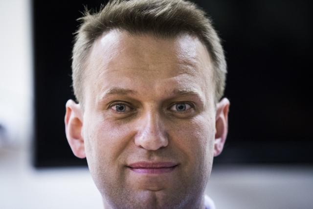 Alexej Navalnyj  (Alexander Zemlianichenko)