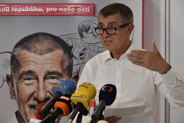 Andrej Babiš  (ČTK)