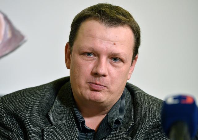Mikuláš Kroupa  (ČTK)