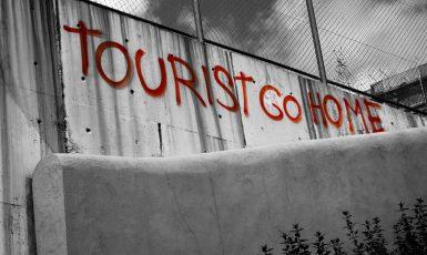 Turisté, běžte domů (flickr.com)