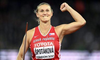 Barbora Špotáková (ČTK)